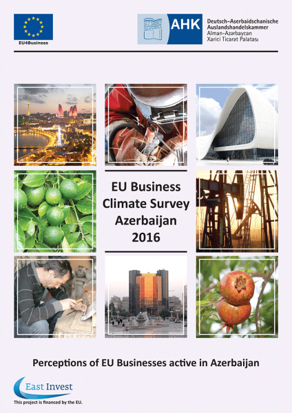 EU Business Survey Azerbaijan